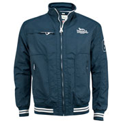 LONSDALE Slim Fit Jacket THOMSON Navy/Azul Marino