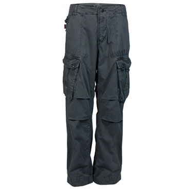 LONSDALE Cargo Pants / Pantalones OSCAR Anthracite