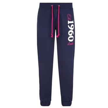 LONSDALE ICKLESHAM Ladies Pantalones Azul Marino