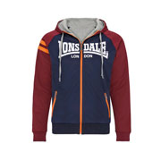 Chaqueta Reversible LONSDALE LYDDEN Men Tricot Jacket