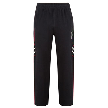 LONSDALE Men Jogging Pants GUSTON Pantalones Negros