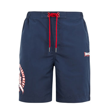 LONSDALE Men Beach Short BARNSTAPLE Azul Marino