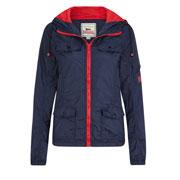 LONSDALE GLOUCHESTER Chaqueta Azul Marino Ladies Jacket