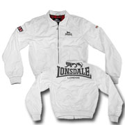 LONSDALE ACTON Lonsdale-Harrigton Jacket White 118027 - Lonsdale London