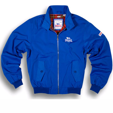 LONSDALE ACTON Lonsdale-Harrigton Jacket Majestic Blue 118027 - Lonsdale London