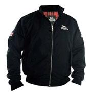 LONSDALE ACTON Lonsdale-Harrigton Jacket Black 118027 - Lonsdale London