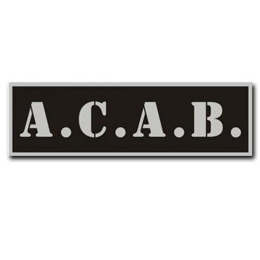 ACAB Pin Metalico / Metal Pin