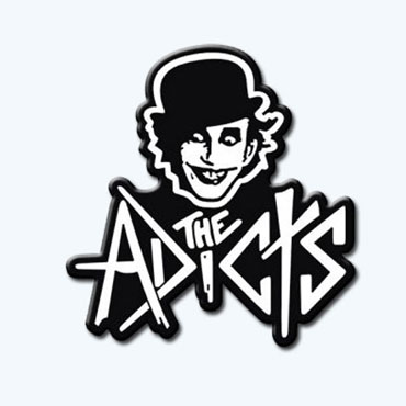 ADICTS LOGO Metal Pin
