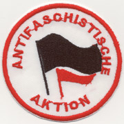 ANTIFASCHISTISCHE AKTION Parche