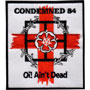 CONDEMNED 84 Oi! aint dead patch artwork