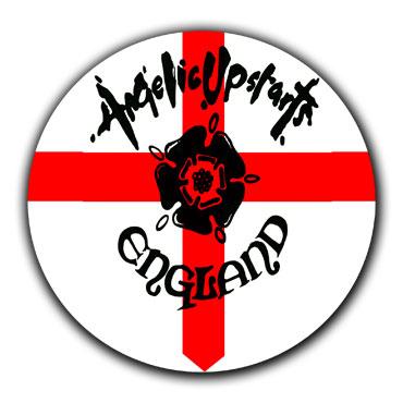 ANGELIC UPSTARTS England Pegatina / Sticker