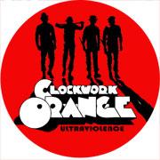 Clockwork Orange Ultraviolence sticker