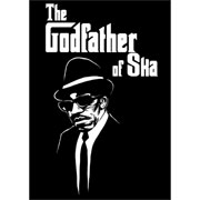 LAUREN AITKEN The Godfather of ska Sticker PVC