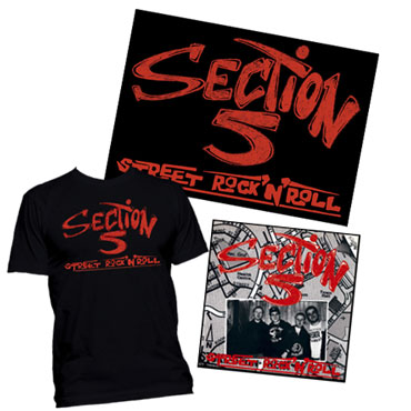 PACK LP T-SHIRT AND POSTER SECTION 5
