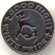 GOOD NIGHT WHITE PRIDE Pin