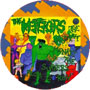 THE METEORS Mutant Monkey & The Surfers From Zorch PICTURE LP
