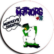 THE METEORS Monkey´s Breath PICTURE LP