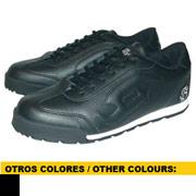 HOOLIGAN SNEAKER SOFT ACTION Zapatillas Negras PRODUCTO EN LIQUIDACIÓN