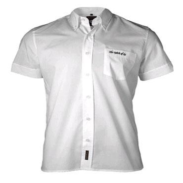 duke blanco camisa manga corta spirit of 69