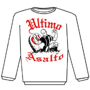 ULTIMO ASALTO: Tumba Sweat LAST UNITS