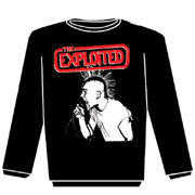 EXPLOITED, THE Sweat Size L