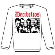 DECIBELIOS Botellas Sweatshirt