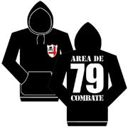 AREA DE COMBATE Futbol Sudadera