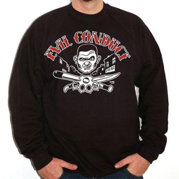 EVIL CONDUCT Violence Sweatshirt