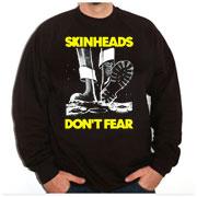 Skinhead Dont Fear Sudadera