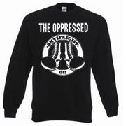 OPPRESSED, THE: Anti Fascist Oi! Hooded