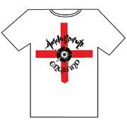 ANGELIC UPSTARTS England T-shirt / Camiseta
