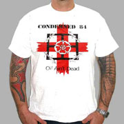 CONDEMNED 84 Oi! Ain't Dead T-shirt