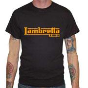 LAMBRETTA T-shirt (Negra)