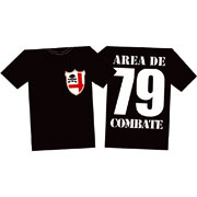 AREA DE COMBATE Futbol Tshirt