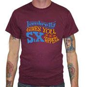 LAMBRETTA SX APPEAL Tshirt
