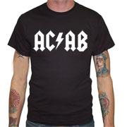 ACAB T-shirt Black