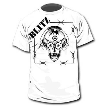 BLITZ Never Surrender T-shirt / Camiseta