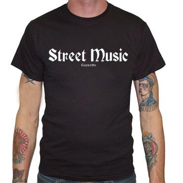 STREET MUSIC T-Shirt