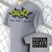 COLOSVS: Brutal Beatz x The Pit T-shirt