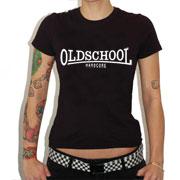 OLD SCHOOL HARDCORE T-shirt Black