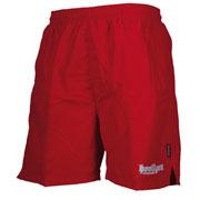 classic rojo pantalones cortos hooligan streetwear