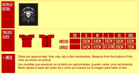HOOLIGAN Crusade T-shirt