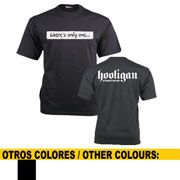 HOOLIGAN ONLY 1 T-shirt