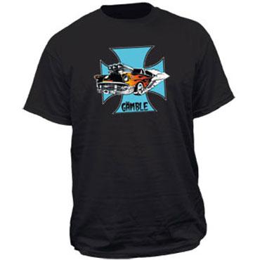 GAMBLE Hell Yeah T-Shirt / Camiseta