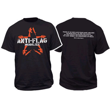 ANTI FLAG Mobilize T-shirt