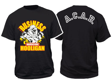 BUSINESS, THE A.C.A.B. T-shirt / Camiseta