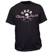 THIRTYSIX TSX Poker T-shirt