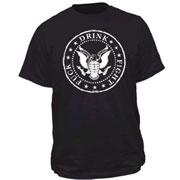 THIRTYSIX Drink Fight Fuck Camiseta / T-shirt