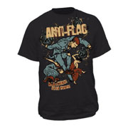 ANTI FLAG War Sucks, Let´s Party T-shirt