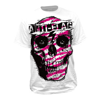 ANTI FLAG Old Skull Camiseta / T-Shirt